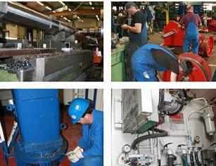 laudo de maquinas e equipamentos NR 12