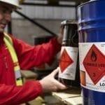Curso Uso de Produtos Químicos Perigosos