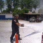 Curso Brigada de Incêndios e Primeiros Socorros