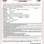 CLCB Certificado de Licença do Corpo de bombeiros