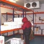 Curso Ambientes Frios - Exposição e Trabalho e,m Câmara Fria
