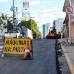 Treinamento sinalização de obras em via pública