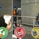 Treinamento básico para observador de Trabalhos a Quente NR 34