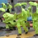 Curso Atendimento a Emergência Química