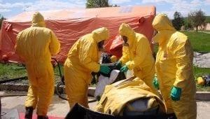 Treinamento Brigada de Emergência Química Ambiental
