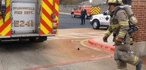 NFPA 1410 Standard on Training for Emergency Scene Operations