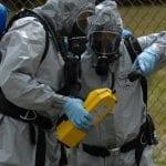 Treinamento Atendimento a Emergências Químicas