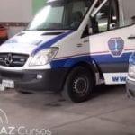 Curso Condutor de Ambulância