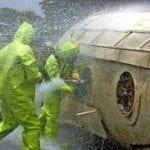 Treinamento Manuseio, Vazamento, Emergência Produtos Químicos