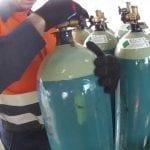 Treinamento Cilindros de Gases - Transporte, Armazenagem, Manuseio e Utilização