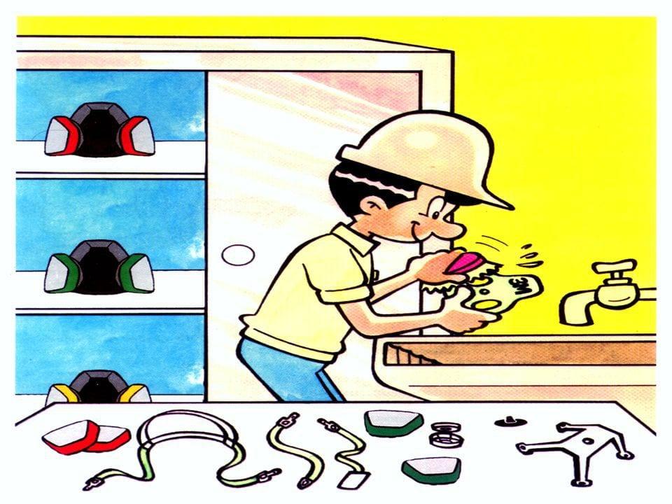5d6a8bddd3efe Curso Higienização Uso e Guarda de E.P.I.   Consulte nos