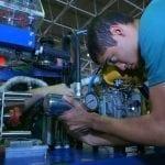 Treinamento Motor Ciclo a Diesel e Sistema Pneumático