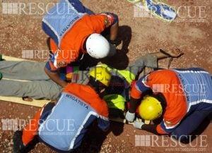 3301 – Treinamento Sobre os Riscos, as Medidas de Controle, de Emergência e Salvamento em Espaços Confinados –