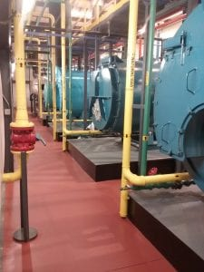 1303 - Capacitação de Reciclagem para Operação de Caldeiras
