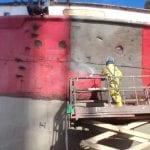 3411 - Capacitação em Jateamento e Hidrojateamento na Indústria Naval