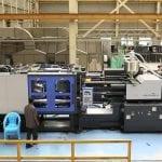 1203 - Capacitação para Operadores de Máquinas Injetoras