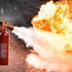 NFPA 10: Extintores de Incêndio Portáteis