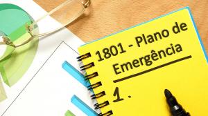 1801 - Plano de Emergência – NR-18