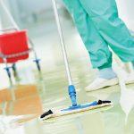 3211 - Treinamento em Limpeza dos Serviços de Saúde – Admissional
