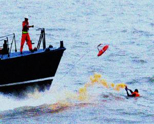 3401 - Plano de auto resgate e resgate dos profissionais – NR-34
