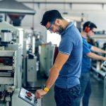 1808 - Treinamento Para Operadores de Máquinas e Equipamentos Devido à Introdução de Novas Tecnologias
