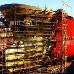 3414 - Capacitação Para Montagem, Desmontagem e Manutenção de Andaimes Na Indústria Naval