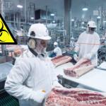 3603 - Treinamento No Caso De Exposição a Agente Biológico Prejudicial à Saúde Do Trabalhador Na Indústria De Abate e Processamento De Carnes e Derivados