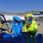 Treinamento Emergência Química, Incêndio e Primeiros Socorros