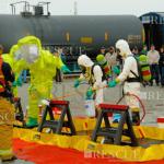 Curso Atendimento à Emergências Químicas Ênfase em Cloro e Amônia