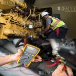 Curso Desmontagem, Manutenção Preventiva Montagem Geradores de Energia