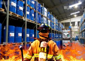 IT 25 - Segurança Contra Incêndio Para Líquidos Combustíveis E Inflamáveis