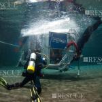Treinamento de Escape de Aeronave Submersa