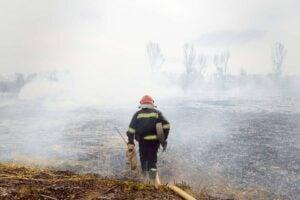 NFPA 1977 – Incêndio Florestal