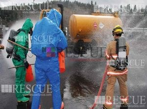 Curso Atendimento a Emergências Químicas