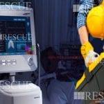 Curso Manutenção de Ventilador Mecânico de Fisioterapia