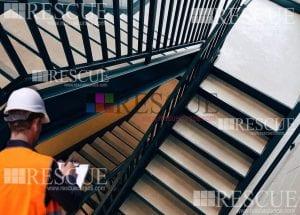 IT 13 – Laudo de Pressurização de Escada de Segurança