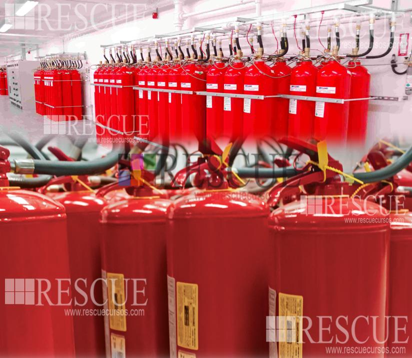 Curso Manutenção e Reparo de Extintores e Sistemas Fixos CO2