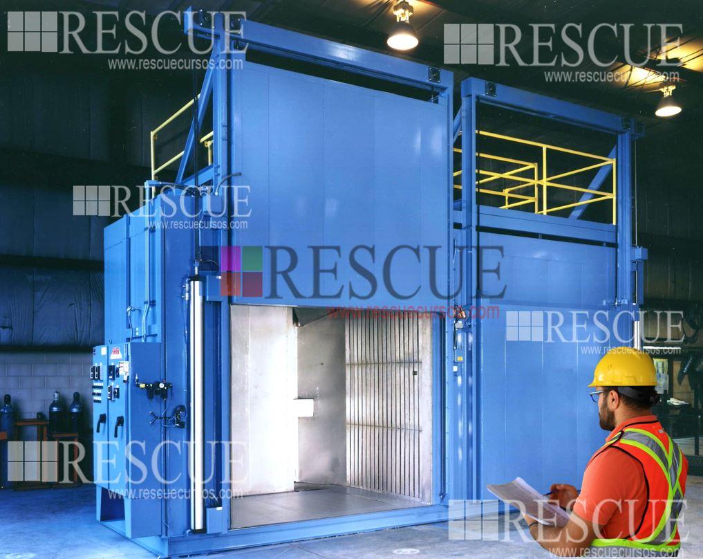 Curso Aprimoramento NR 12 Manutenção de Fornos Industriais