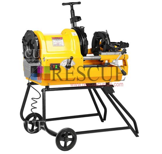 Nome Técnico: Curso Capacitação NR-12 Segurança na Operação de Rosqueadeira Elétrica