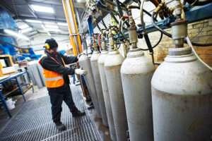 O que são Cilindros de Gases?