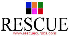 Rescue Cursos - Logo