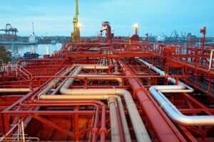 Laudo Sistemas de Tubulação Condução de Gases Combustíveis NBR 16821