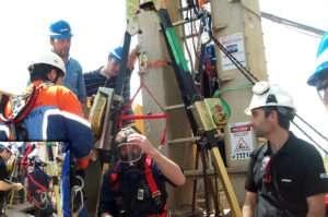 Curso Resgate Técnico Operacional NR 33 e NR 35 – Nível Inicial