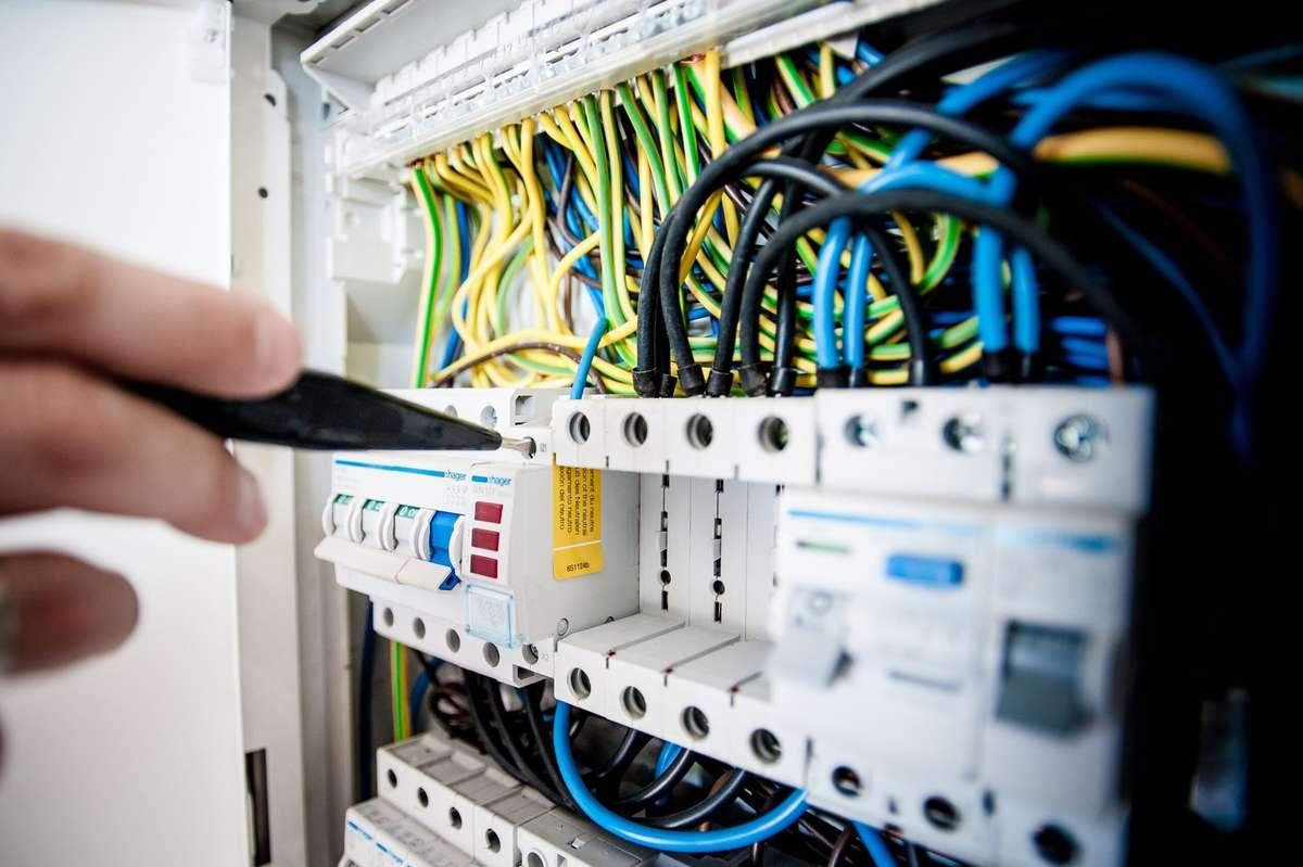 Teste de Continuidade Elétrica SPDA