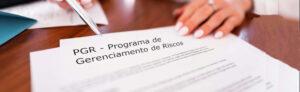 programa de gerenciamento de riscos