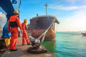Treinamento Sinaleiro Operação Portuária