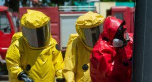 Curso Produtos Químicos Perigosos