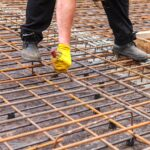 Laudo Cordoalhas de Aço Estrutura Concreto