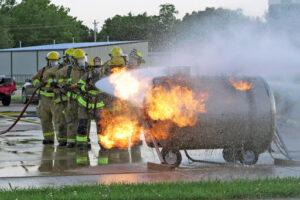IT 25 – Segurança Contra Incêndio para Líquidos Combustíveis e Inflamáveis