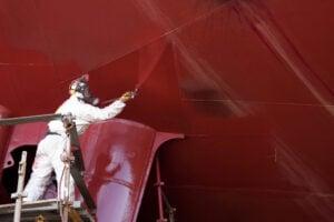 Atividades Pintura Indústria Naval